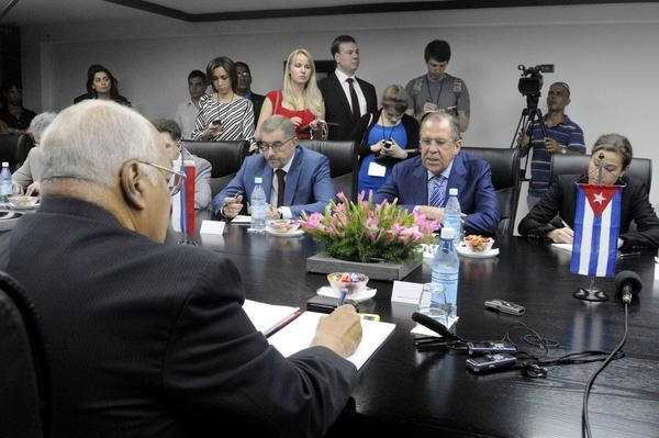 Russia and Cuba Consider Steps to Boost Bilateral Collaboration