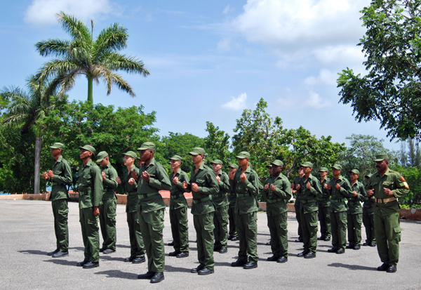 Comisión de Defensa informó sobre la inscripción de los jóvenes.
