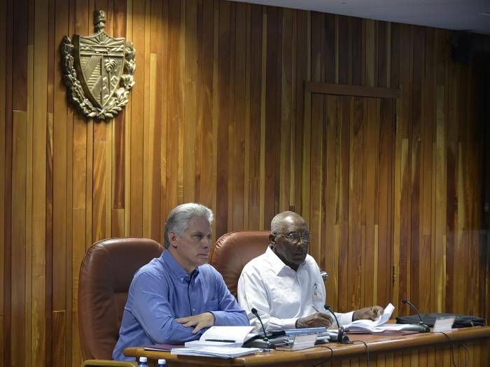 Cuban Government Session Address Priority Social and Economic Issues