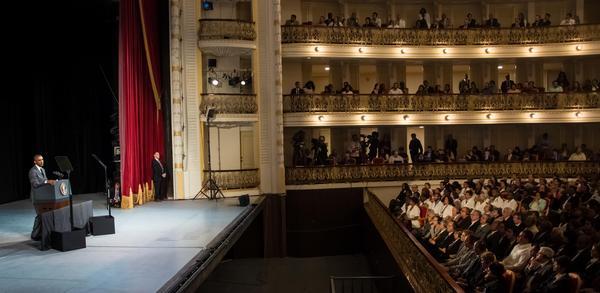 Opiniones de la sociedad civil cubana sobre el discurso de Obama (+ Audio)