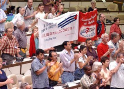 Inicia este viernes Encuentro Internacional de Solidaridad con Cuba. Foto Escambray