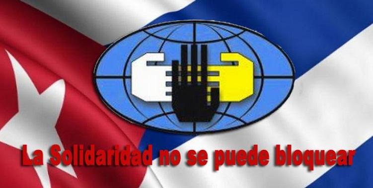 Demandan en Kazajstán fin de bloqueo estadounidense a Cuba