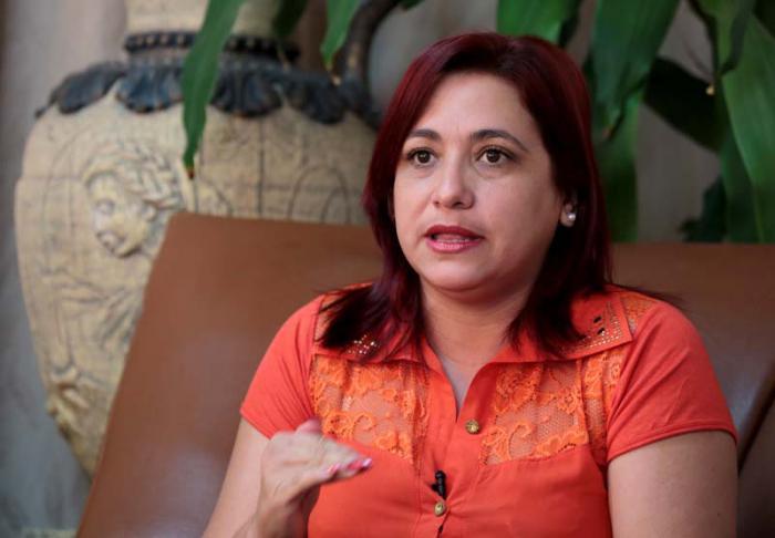 Líder juvenil cubana ratifica compromiso de las nuevas generaciones con la Revolución