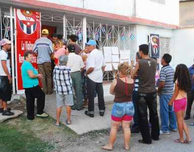 Alocución al pueblo de Cuba transmitida por la radio y televisión nacionales con motivo de celebrarse este domingo 21 de octubre las elecciones municipales del Poder Popular