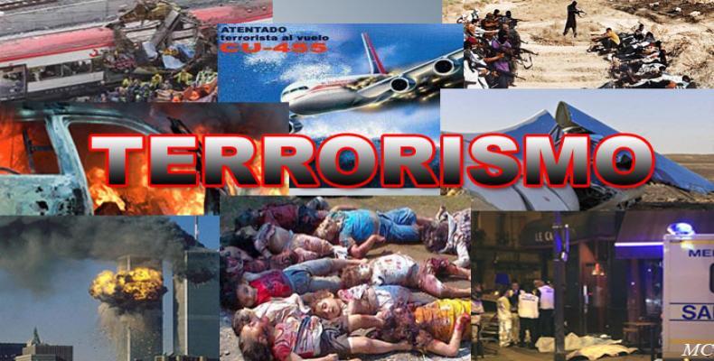 El terrorismo contra Cuba arrancó la vida de alrededor de tres mil 500 víctimas