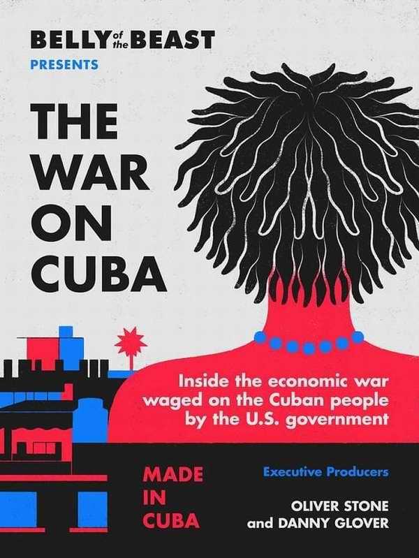 "En la Mesa Redonda, estreno de la serie ""The war on Cuba"" de Reed Linsday"