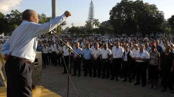 Sector de la aviación cubana repudia crimen de Barbados