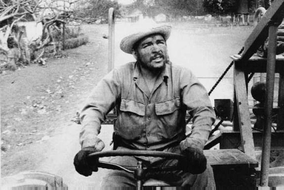 Che Guevara y los beneficios de la Ley de Reforma Agraria (+Audio)