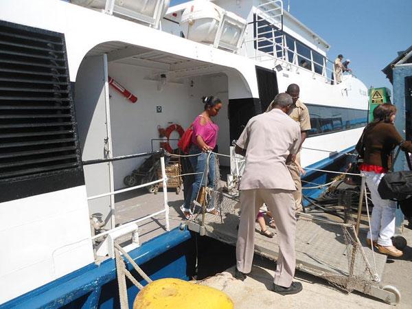 Suspenden transportación en puertos de Batabanó, Gerona y Cayo Largo