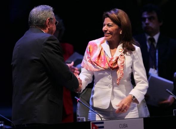 TRaspasa Cuba la presidencia pro témpore de la Celac a Costa Rica