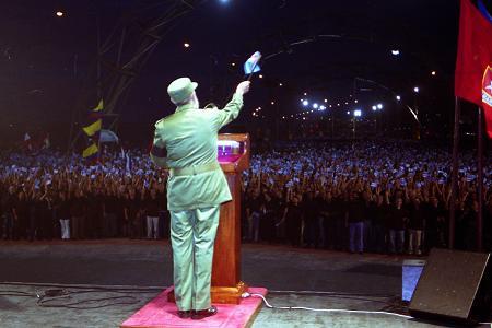 "Fidel Castro: ""Absuelto por la Historia"""