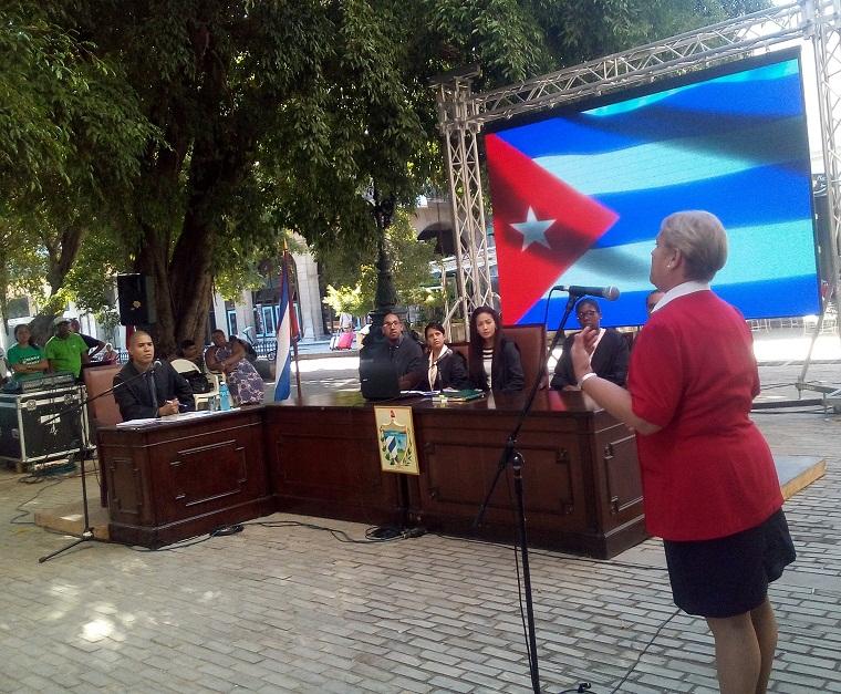 Jóvenes en La Habana recuerdan legado de Fidel