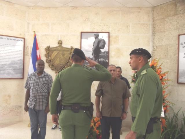 Camagüey, fiel a Fidel