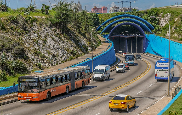 The Tunnel of Havana as Wonder of the Cuban Civil Engineering