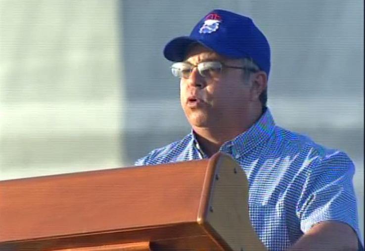 Ulises Guilarte de Nacimiento, miembro del Buró Político y secretario general de la Central de Trabajadores de Cuba