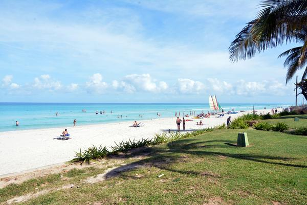 Varadero is ready for tourism high season after the passage of Hurricane Irma