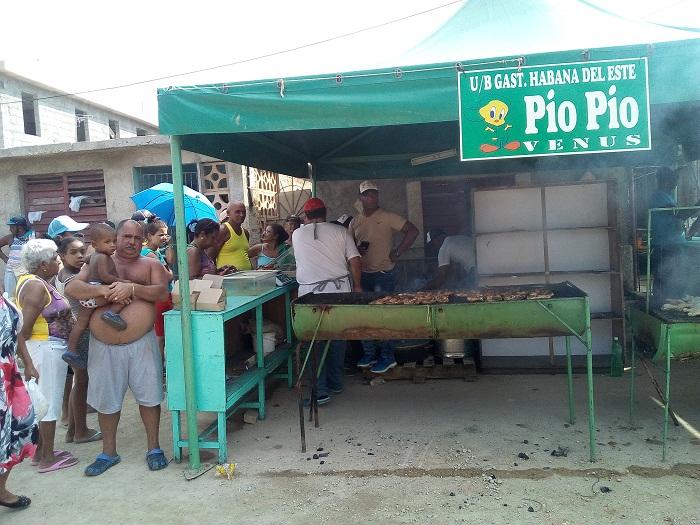 Intensa recuperación en el municipio Habana del  Este