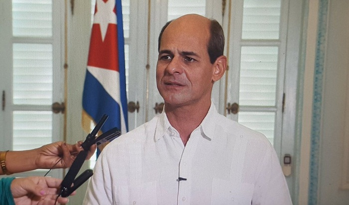 """Vicecanciller cubano: """"Medidas  de UE contra Venezuela constituyen intromisión en sus asuntos internos"""""""