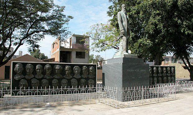 Recordar�n a Francisco Vicente Aguilera en el aniversario 195 de su natalicio (+ Fotos)