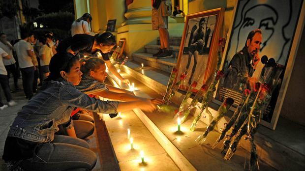 Realizarán vigilias de honor a Fidel en Villa Clara, Camagüey y Granma