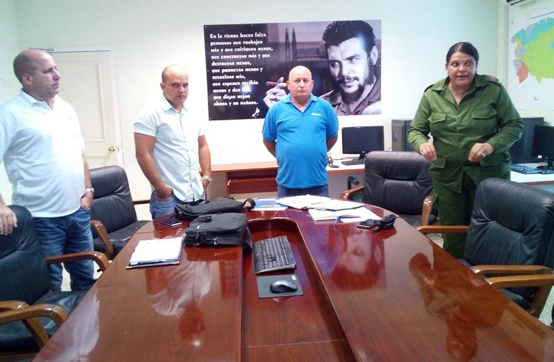 Intensifican preparativos en La Habana ante proximidad del huracán Irma