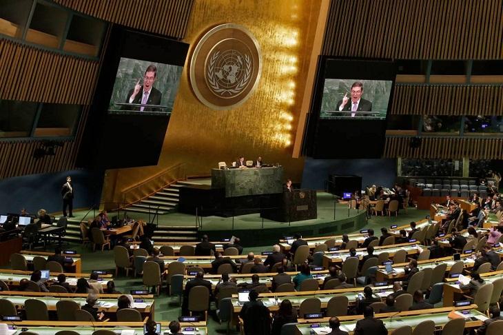 New Vote Process on the U.S. economic blockade at the UN