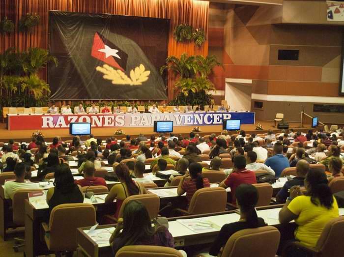 La juventud cubana: orgullosa heredera de sus antecesores. Foto: Fasutino Delgado Alvarez