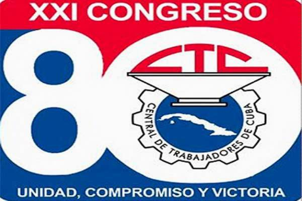 Cuba prepara el XXI Congreso de la CTC