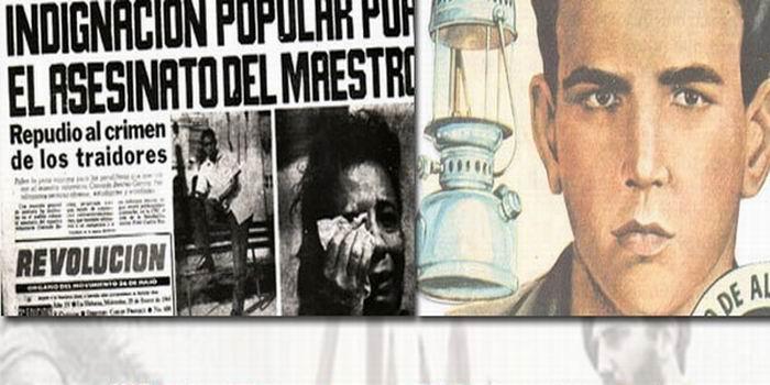 Yo soy el maestro, una frase que guarda con celo la historia de Cuba