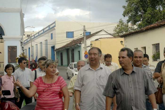 China con mucho inter�s en inversiones en Cuba (+Audio)