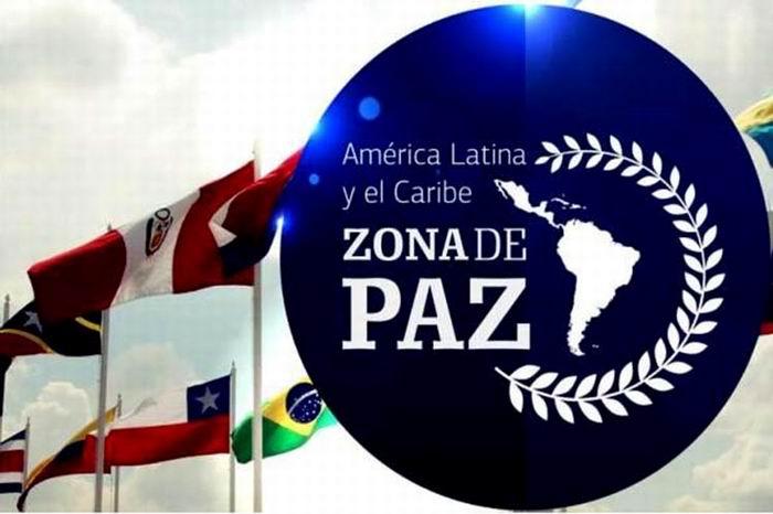 América Latina Zona de Paz