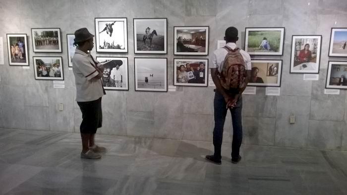 Imágenes entre la resistencia y la memoria (+Fotos)