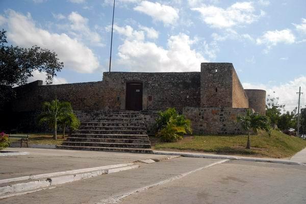 El puertopadrense Fuerte de la Loma