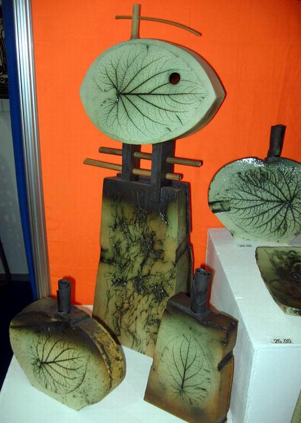 Escultor-ceramista Jorge Zayas Guerrero