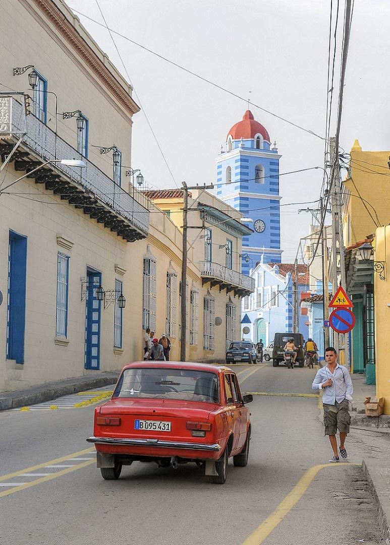 Sancti Spíritus, la cuarta villa de Cuba