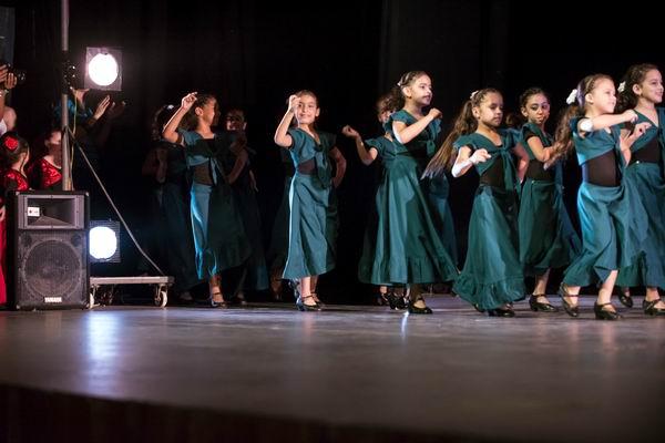 Representaciones de los talleres que imparten. Foto cortesía Habana Compás Dance