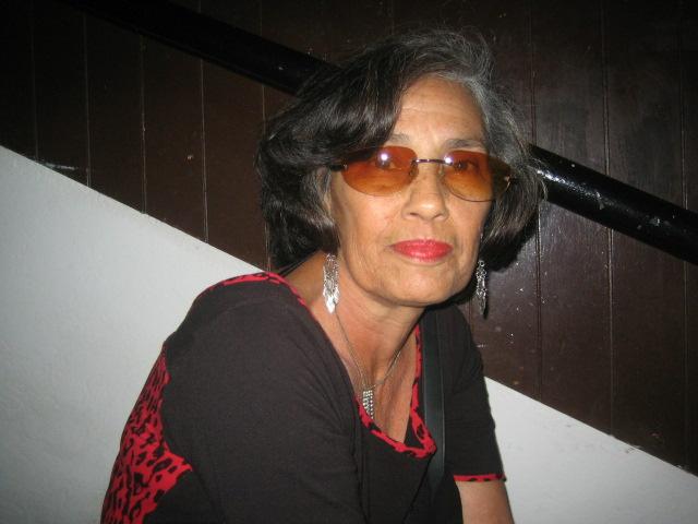 Blanca Mederos Méndez, una de las protagonistas