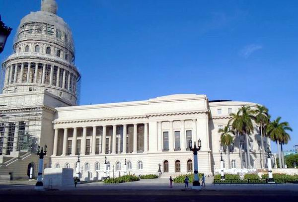 Abrirá sus puertas Aula Parlamentaria en el Capitolio de La Habana (+Audio)