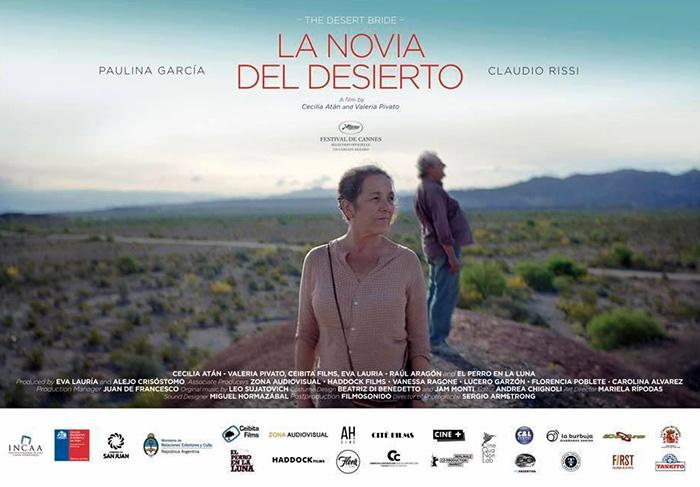 Aplausos en La Habana para La novia del desierto (+Audio, Fotos y Trailer)