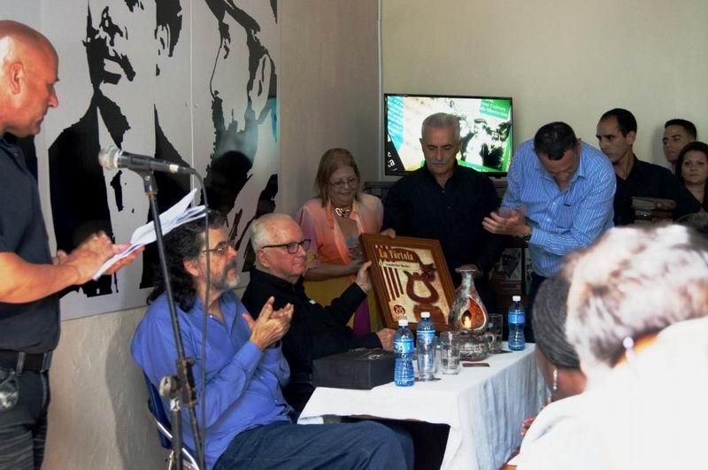 Abel Prieto: No podemos ser un pueblo sin referentes culturales