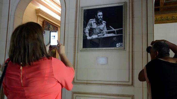 Fidel nunca estará olvidado