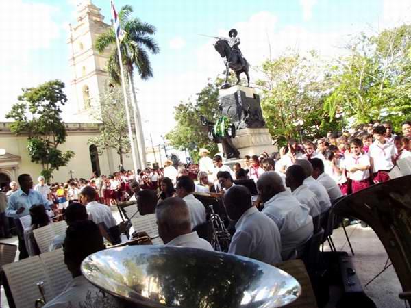 Anuncian cambios en jornada por centenario de Banda camagüeyana de Conciertos