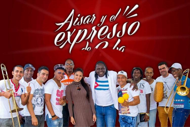 Aisar y el Expresso de Cuba (+Audios)