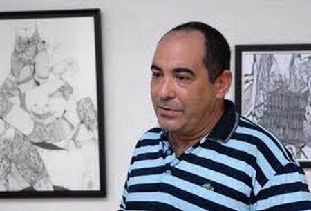 Alberto Pujol Acosta, actor, m�sico, compositor y artista de la pl�stica cubano