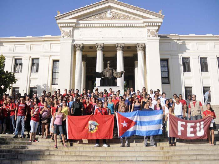 Alma Mater de la Universidad de La Habana