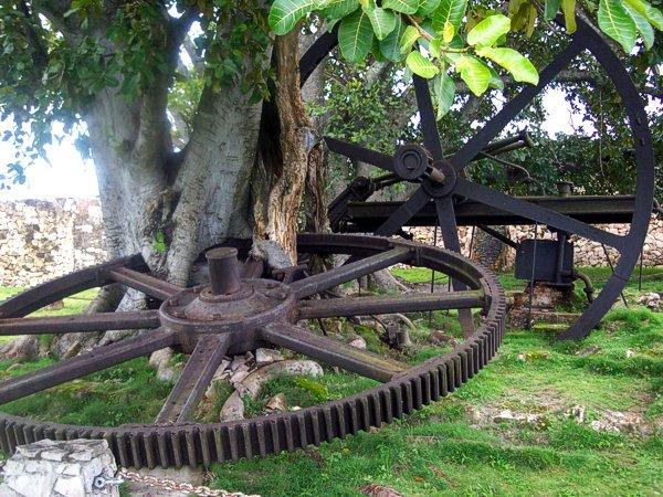 La Demajagua, ingenio azucarero propiedad de Carlos Manuel de Céspedes. Lugar histórico que marcó el comienzo de la Guerra del 68