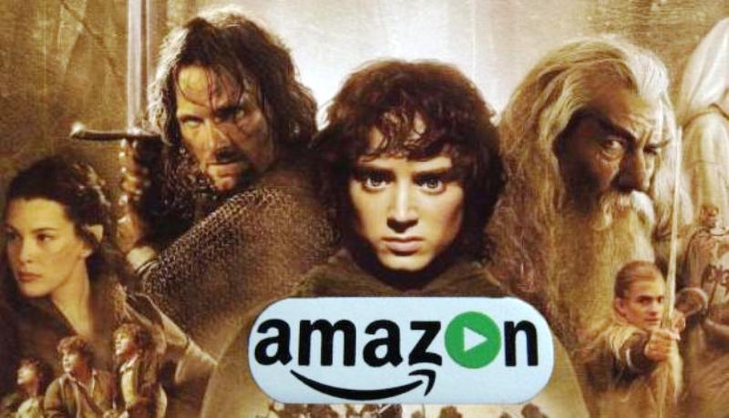 Amazon producirá una serie sobre El Señor de los Anillos (+Video)