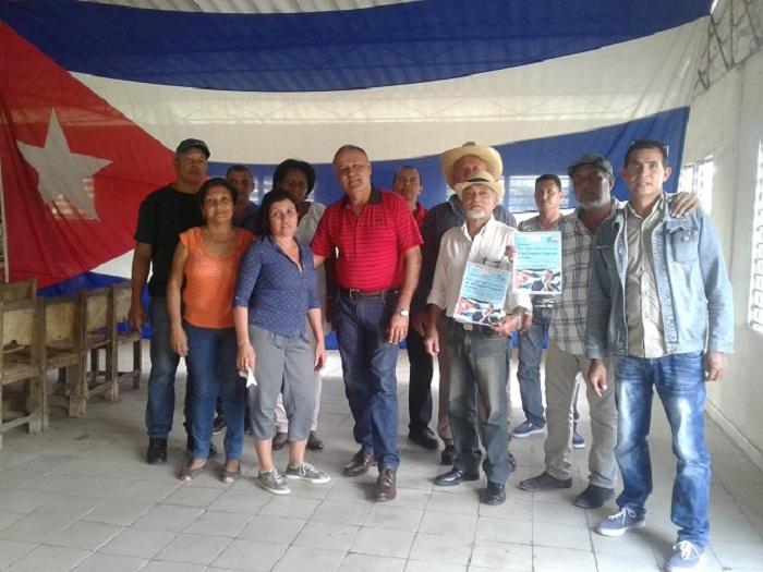 Voz del Aniversario 60 del Congreso Campesino en Armas