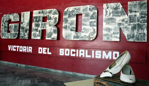 Museo Playa Girón dedica muestra del mes al coraje de la juventud cubana