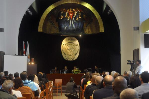 Celebran 290 años de la Universidad de La Habana (+Audio y Fotos)